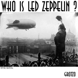 Cover of track Who is Led Zeppelin ? by Grotzo
