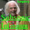 Cover of track Subsonic Infinium by Metryk