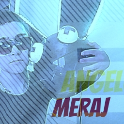 Avatar of user angelo meraj