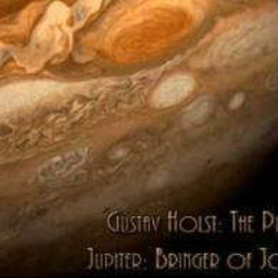 Cover of track Jupiter- the bringer of jollity- Gustav Holst (GaBeRock by GaBeRock