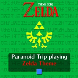 Cover of track Zelda - Fairy Fountain by PARANOID TRIP