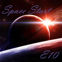 Cover of track Space Start by E10