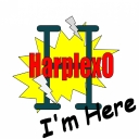 Cover of track I'm Here by HarplexO