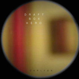 Cover of track Draft Box Hero by Lyon (done)