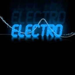 Cover of track electro room by Milixyron