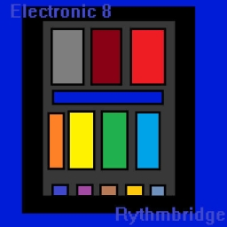 Cover of track Electronic 8 by Rythmbridge