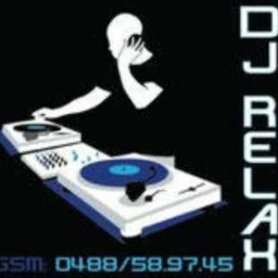 Cover of track Jingle - DJ Relax HQ by djrelax
