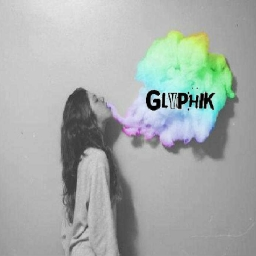 Cover of track DJ Glyphik-The shine green by Glyphik