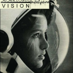 Cover of track spectrum vision - atmo by spacevision