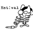 Cover of track electronica funk by Estival