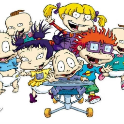 Cover Of Track Rugrats Theme Song Dj Jagerbeats Remix By