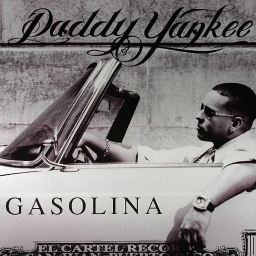 Cover of track gasolina by Djesz