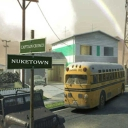 Cover of track Nuketown by Hedgehog