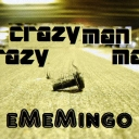 Cover of track Crazy Man by eMeMingo