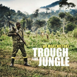 Cover of track New in JUNGLE by WE make HISTORY