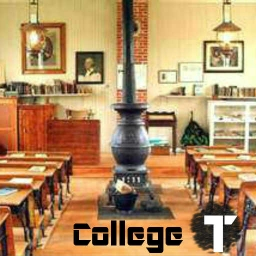 Cover of track College by DeMar (aka TiTUS)