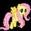 Cover of track fluttershy za game. by zorka