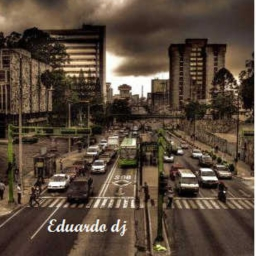 Cover of track Gravity by eduardodj