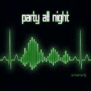 Cover of track Party All Night by AuthorToBe