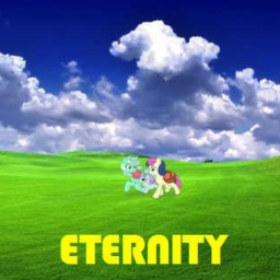 Cover of track eternity by Wide Awake