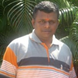Avatar of user Narasimhan Santhanakrishnan