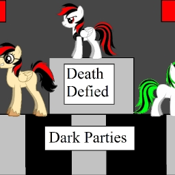 Cover of track Dark Parties by Death_Defied