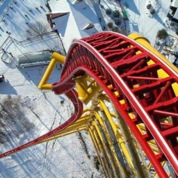 Cover of track Rollercoaster by AlphaWulf