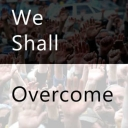 Cover of track We Shall Overcome by Sean Dawson