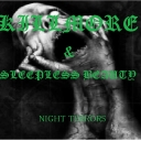 Cover of track night terrors by killmore