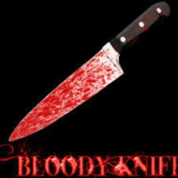 Cover of track Bloody Knife (Fixed) by Deleted Acount