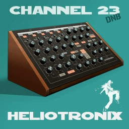 Cover of track Channel23 (DnB) by heliotrope