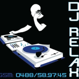 Cover of track DJ jobo in the mix live show by djrelax