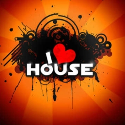 Cover of track i love house music by Dj Migalves