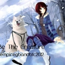 Cover of track Be the Creature by empiregbandbtc2012