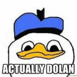 Cover of track Actually Dolan by Alpha
