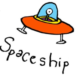 Cover of track Spaceship by Frirox