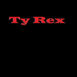 Avatar of user Ty Rex