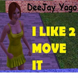 Cover of track I like 2 move it (Hands Up Mix) by DeeJay Yago
