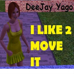 Cover of track I like 2 move it  (Umpoora Remix) by Umpoora