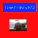 Cover of track I think i am going mad by Jonathan jones