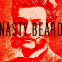 Cover of track Nasty Beard by Daniel Taunt