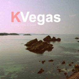 Cover of track Along The Coast by Karl Vegas