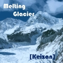 Cover of track Melting Glacier by Keizan