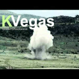 Cover of track Green Shockwave by Karl Vegas