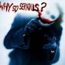 Cover of track Why So Serious? by Stepix