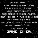 Cover of track Game Over by Sigma