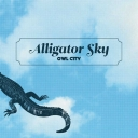 Cover of track Alligator Sky by Cat Roszak