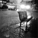 Cover of track City Rain by ▼ELCRO