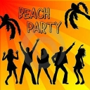Cover of track THE BEACH PARTY by DJ FUNKY