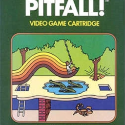 Cover of track The Name's Harry...Pitfall Harry by Guadalupe Scott-Heron